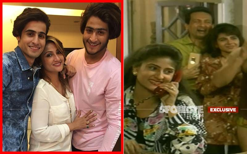 Urvashi Dholakia: 'I Can't Watch Dekh Bhai Dekh Reruns With My Sons'- EXCLUSIVE
