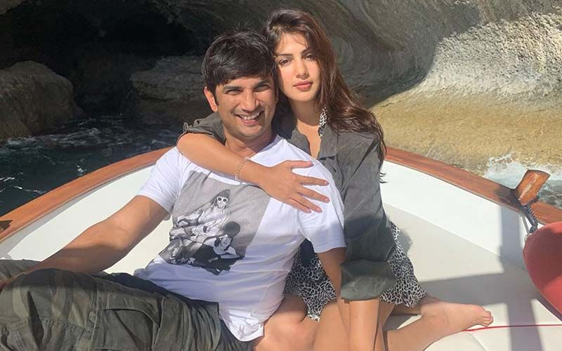 Rhea Chakraborty Says Sushant Singh Rajput Paid For Hotels On Euro Trip: 'Wasn't Living Off Sushant's Money, We Were Living Like A Couple'