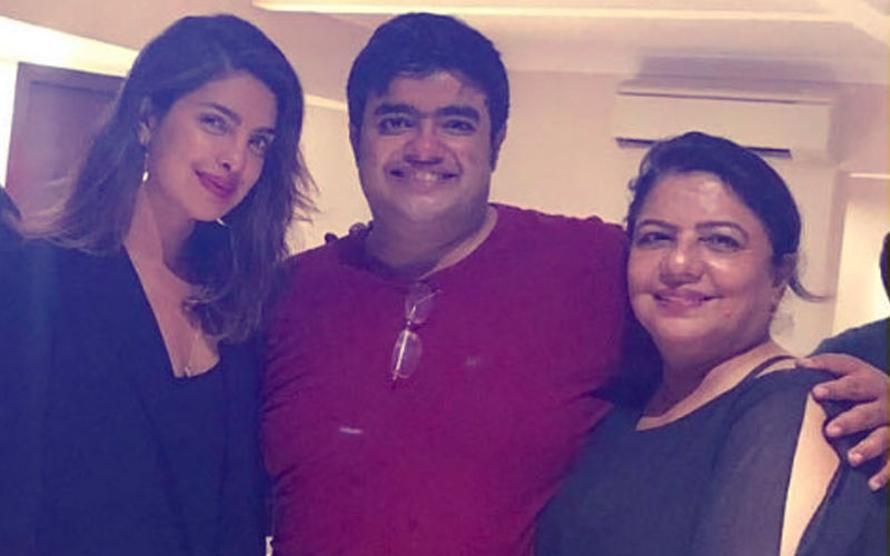 Priyanka Chopra Throws A Surprise Birthday Party For Brother, Siddharth