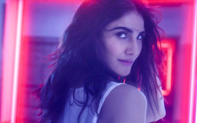vaani kapoor sizzles in the song