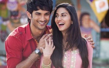 Vaani Kapoor Recalls Fond Memories With Her First Co-Star Sushant Singh Rajput: He Gave Me The Warmest Smile When I Walked Into The Room
