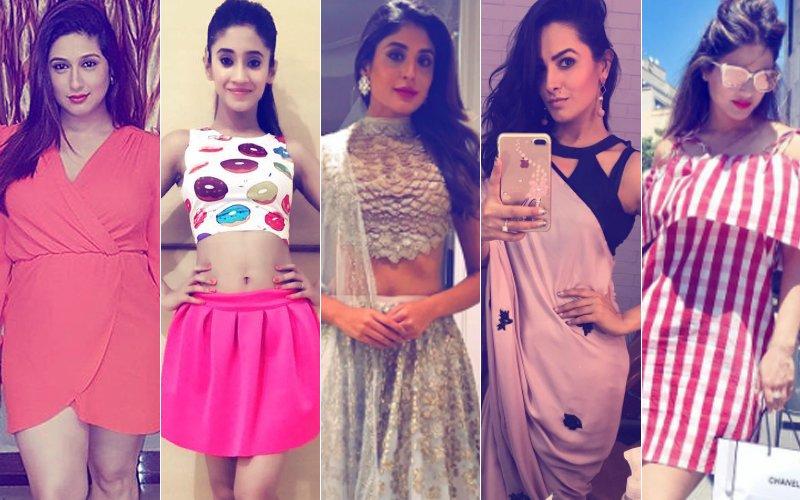 BEST DRESSED & WORST DRESSED Of The Week: Vahbiz Dorabjee, Shivangi Joshi, Kritika Kamra, Anita Hassanandani Or Hina Khan?