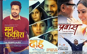 Valentine's Day 2020 Will Be A Marathi Film Fiesta With Mann Fakiraa, Daah-Ek Marmasparshi Katha And Prawaas Slated For Release