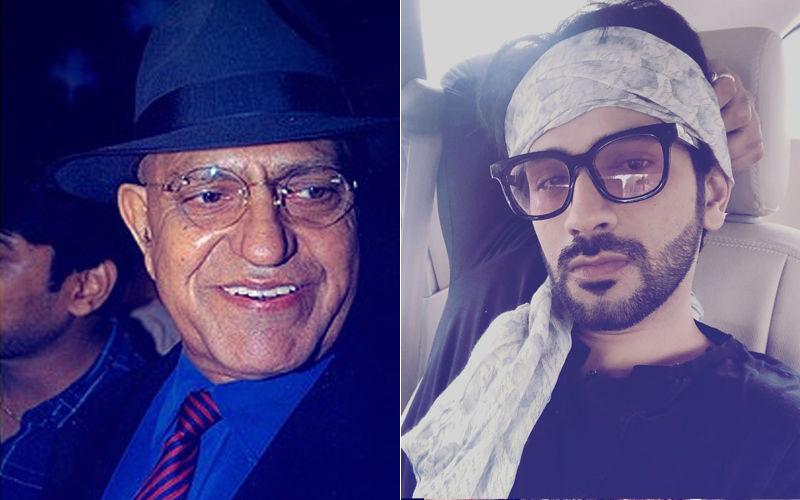 "Amrish Puri's Grandson, Vardhan Set For Bollywood Debut; Says, ""Dadu Is The God To Whom I Pray"""