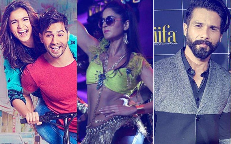 IIFA 2017: Alia Bhatt-Varun Dhawan Sing 'Happy Birthday' For Katrina Kaif, Shahid Kapoor Mesmerises With His Performance