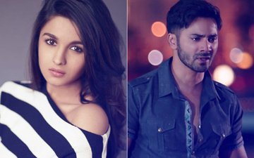 OMG! Alia Bhatt Leaves Varun Dhawan STRANDED. Guess Where?