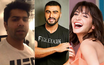 Varun Dhawan Shares A Video On Children's Day 2019, Ends Up Getting Trolled By Arjun Kapoor And Anushka Sharma