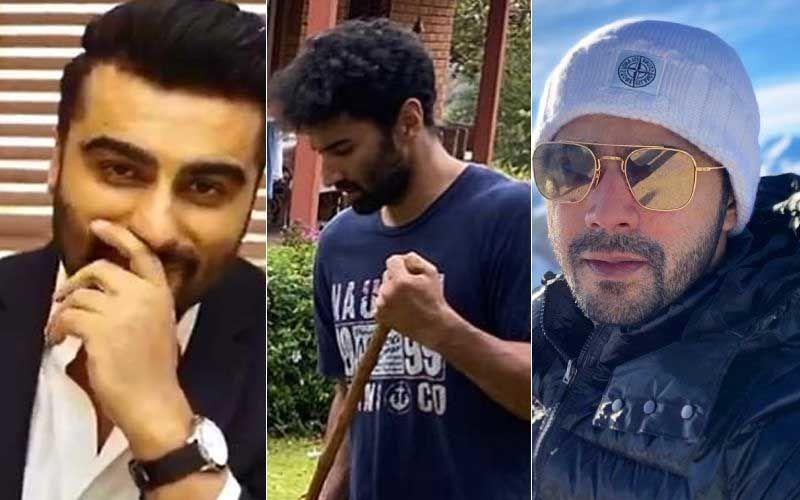 Coronavirus Lockdown: Aditya Roy Kapur Emerges On Social Media Holding A Jhaadu; Gets Trolled By Arjun Kapoor And Varun Dhawan