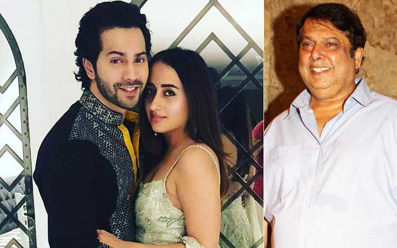 "David Dhawan ""Very Happy"" With Varun's Decision Of Marrying Natasha Dalal; Says, ""What More Does A Father Need"""
