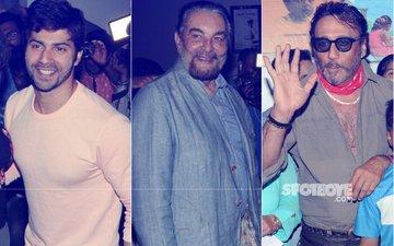 Varun Dhawan, Kabir Bedi, Jackie Shroff Grace The India Alive Short Film Festival Launch