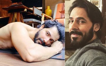 Varun Dhawan Posts A Shirtless Picture; Has A Playful Response To Dino Morea's Question 'Who's Getting The Pic VD?'