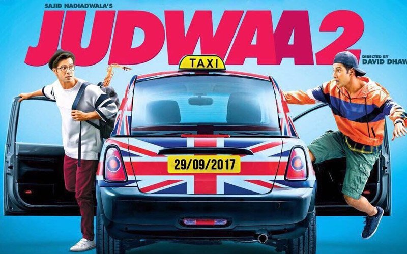 Judwaa 2 First Poster: Varun Dhawan's Double Dhamaka Explodes