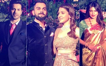 VIRAT-ANUSHKA MUMBAI RECEPTION: Priyanka Chopra Flies Back To Attend Dil Dhadakne Do Co-Star's Bash; Varun Dhawan Joins In
