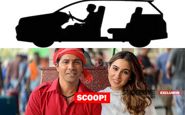 Varun Dhawan SACKS His Driver For MISCONDUCT On The Sets Of Coolie No 1- EXCLUSIVE