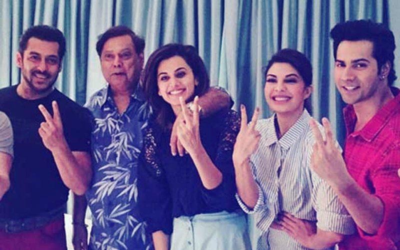 After Judwaa 2, Varun & David Dhawan Are Planning A Remake Of This Salman Khan Blockbuster!