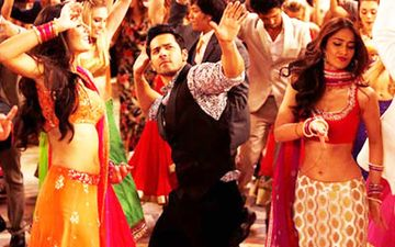 Did You Know Varun Dhawan Choreographed A Song In Main Tera Hero?