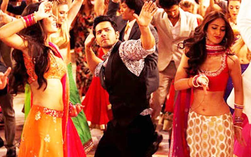 Did You Know Varun Dhawan Choreographed A Song In Main Tera Hero?
