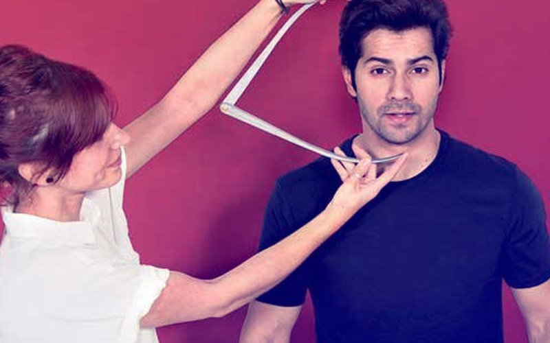 Meet Varun Dhawan - The Youngest Bollywood Star To Get Waxed At Madame Tussauds!