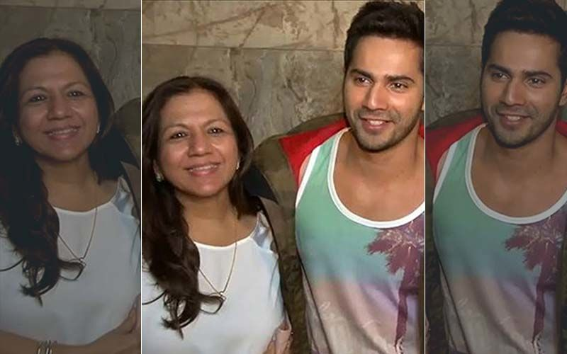 Varun Dhawan Wishes His Mom 'Happy Birthday' In The Most Endearing Manner