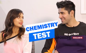 Divya Agarwal-Varun Sood's HOT Chemistry Test: Lovebirds Reveal Each Other's Secrets- WATCH EXCLUSIVE VIDEO