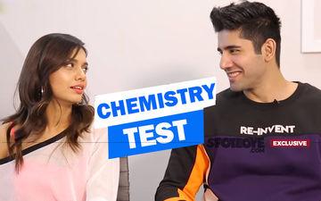 Divya Agarwal-Varun Sood's HOT Chemistry Test: Lovebirds Reveal Each Other's Secrets- WATCH EXCLUSIVE VIDEO
