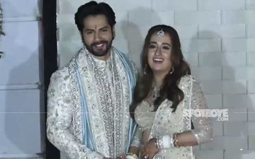 Varun Dhawan Wedding: Kalank Actor Shares Unseen Pictures From Mehendi Ceremony With Natasha Dalal; It's All Things Love