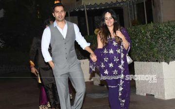 Varun Dhawan-Natasha Dalal's WEDDING DATE Out; The Countdown Has Already Begun