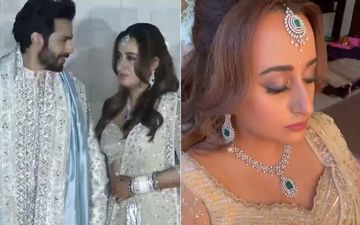 Varun Dhawan-Natasha Dalal Wedding: Mrs Dhawan's Bridal Make-up Artist Calls Her The 'Most Chilled Bride Ever'
