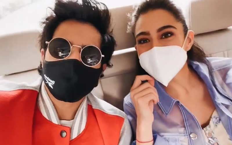 Coolie No 1 Trailer To Be Dropped Online On Nov 29; Excited Admirers Trend Sara Ali Khan Heavily On Social Media