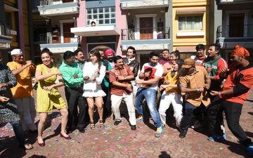 Taarak Mehta Ka Ooltah Chashmah: Varun Dhawan And Shraddha Kapoor Reach Gokuldham To Promote Street Dancer 3D
