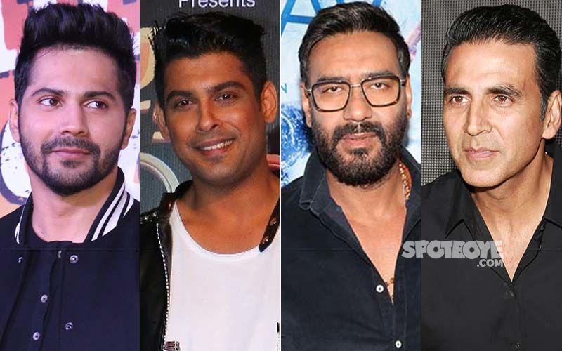 Sidharth Shukla Death: The Actor's Humpty Sharma Ki Dulhania Co-Stars Varun Dhawan And Sahil Vaid, Along With Ajay Devgn And Akshay Kumar Mourn His Untimely Demise