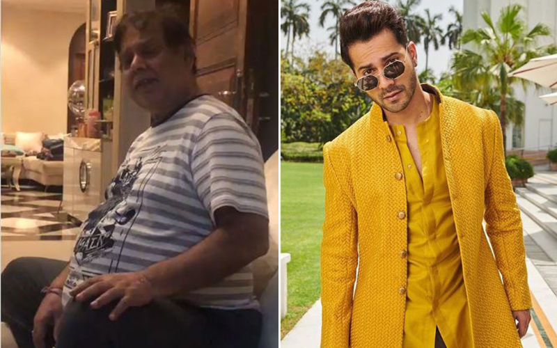Varun Dhawan Shares Daddy David Dhawan's Video Reminiscing His Film Schedules Back In Good Old Days