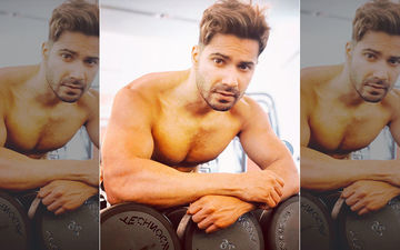 Street Dancer 3D: Varun Dhawan Gears Up For The Streets In This Workout Video