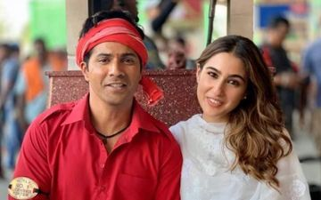 Coolie No 1: Varun Dhawan-Sara Ali Khan Starrer Emerges As The MOST-WATCHED Christmas Release On Amazon Prime India