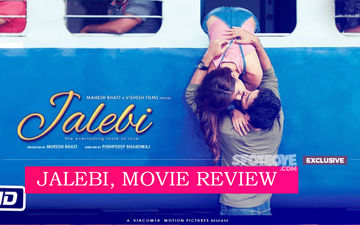 Jalebi, Movie Review: Rhea Chakraborty's Long, Sobbing Journey With Her Estranged Husband Is Just About Worth Your Ticket