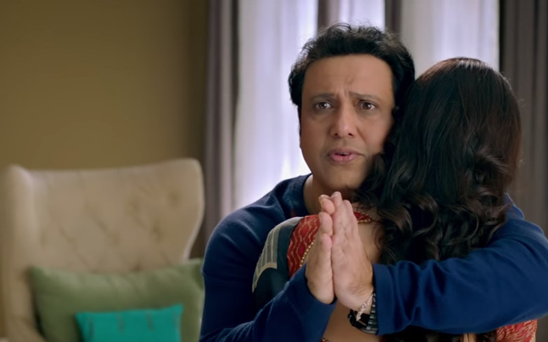 A Still Of Govinda From Fryday