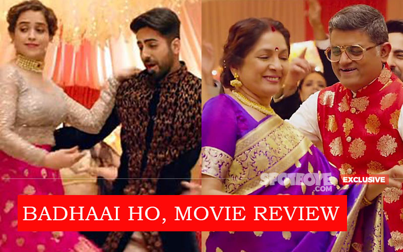 Badhaai Ho, Movie Review: This Basic Urge Of Sex Does Not Go Beyond The Trailer