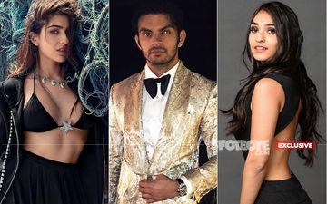 Sara Ali Khan's Ex-Boyfriend Veer Pahariya Dances Cosily With New Love, Tasheen Rahimtoola. Thank God, Amrita Singh's Daughter Wasn't Around! - EXCLUSIVE