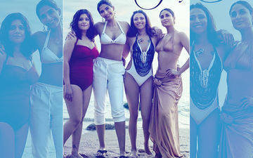 Veeres In Swimwear: Sonam, Kareena, Swara & Shikha Sizzle By The Beach