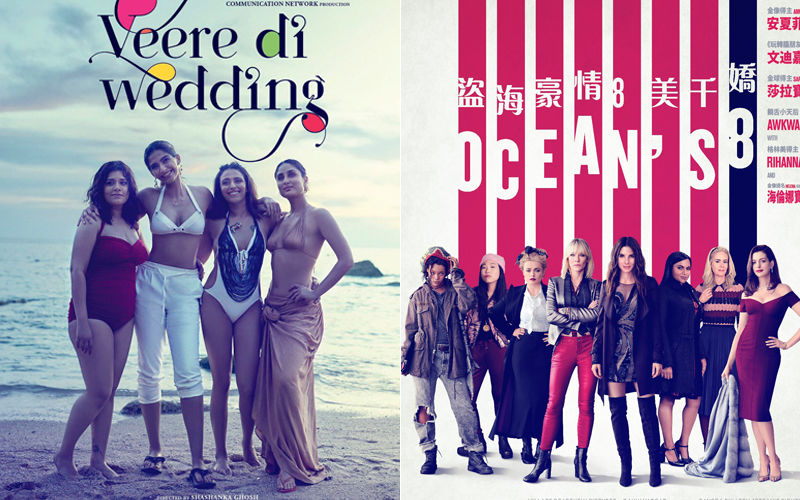 Will Kareena & Sonam Kapoor's Veere Di Wedding be India's Oceans 8?