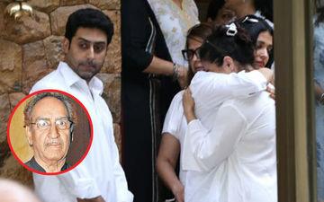 Veeru Devgan Demise: Kajol Breaks Down In Aishwarya Rai's Arms- Watch Video