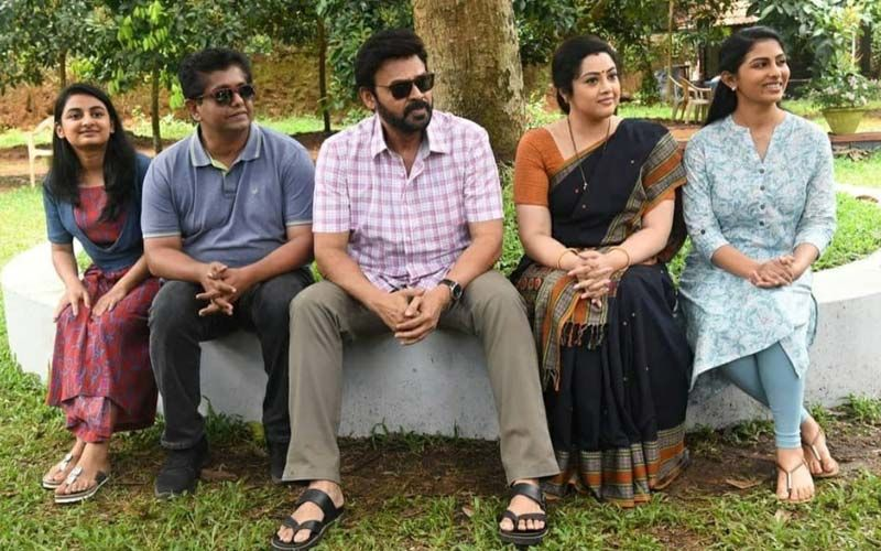 Venkatesh: The Telugu Sequel To The High-Octane Drama Drishyam 2 To Skip The Theatrical Release?