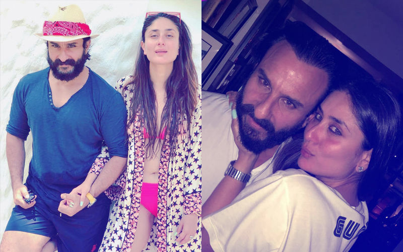 Saif Ali Khan And Kareena Kapoor Wedding Anniversary: Here Are 7 Romantic Pics Of The Couple