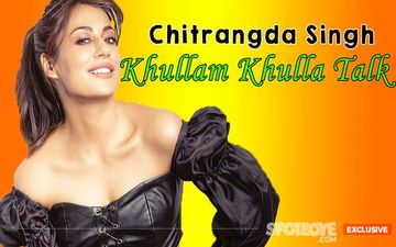 Chitrangda Singh's Meridians- Khullam Khulla Talk On Scenes, Movies, Directors