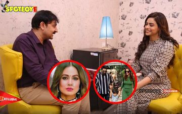 Aamna Sharif DETAILS FIRST TIME- Marriage, Motherhood And Replacing Hina Khan In Kasautii Zindagii Kay 2- EXCLUSIVE