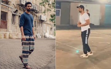 Katrina Kaif's Rumoured Boyfriend Vicky Kaushal Performs His '26th Jan Ritual' Minus The Lady