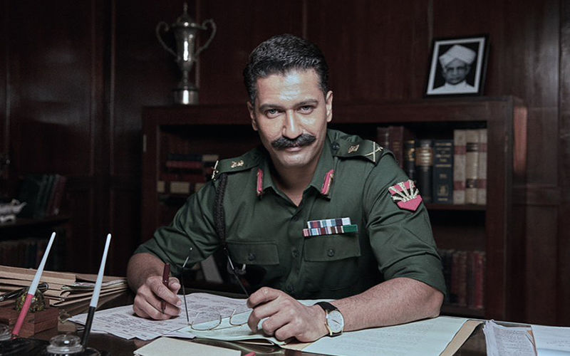 Vicky Kaushal Is Unrecognisable As Field Marshal Sam Manekshaw In Meghna Gulzar's Next
