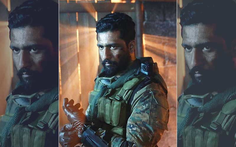 Vicky Kaushal Fractures Cheekbone As Door Falls On His Face, Gets 13 Stitches