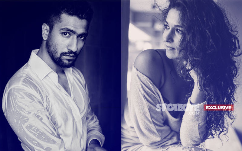 Love Blossoms Between Vicky Kaushal & Starlet Harleen Sethi