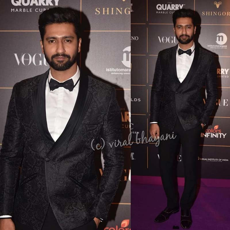 vicky kaushal vogue beauty awards